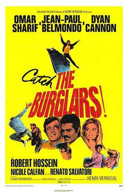 The Burglars - Affiche américaine