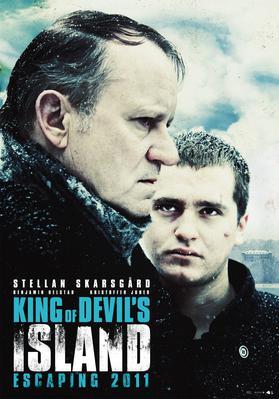 King of Devil's Island - Poster - Austria