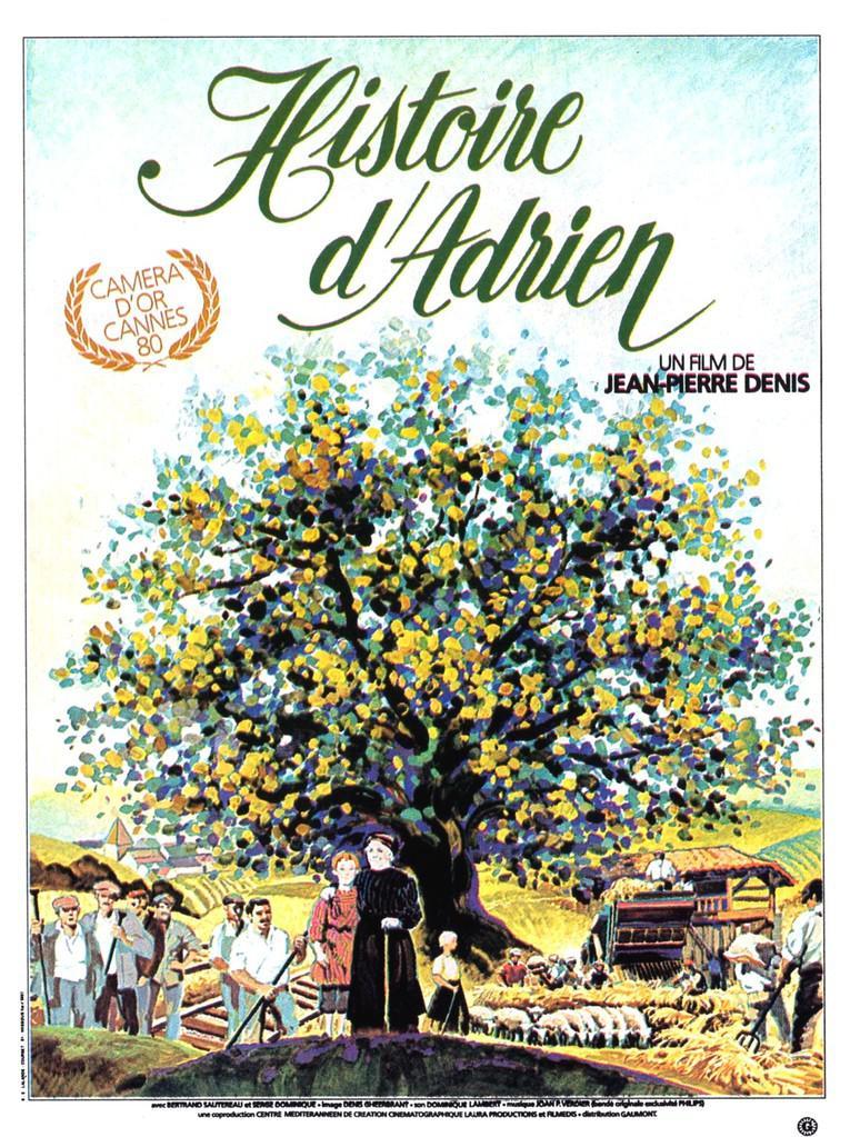 Histoire d'Adrien