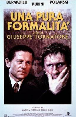 Pura formalidad - Italy