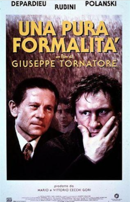 Une pure formalité - Italy
