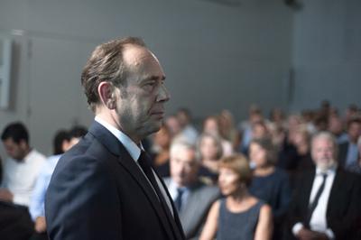 Olivier Gourmet - © Les films VELVET-Les films du FLEUVE