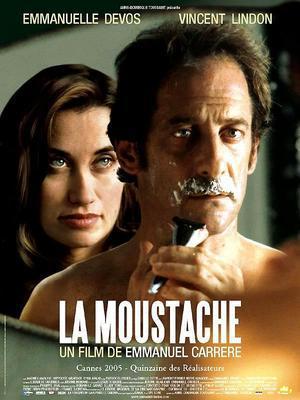 La Moustache / 髭を剃る男