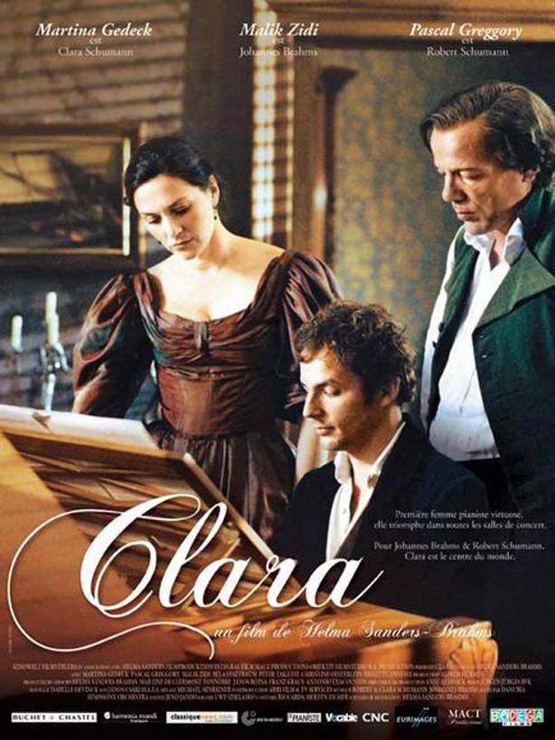 Clara Schumann - Poster - France