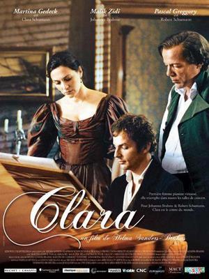 クララ・シューマン 愛の協奏曲 - Poster - France