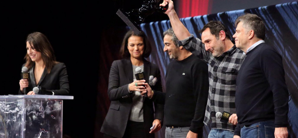 C'est la vie! wins the 2nd UniFrance Comedy Award  at the Alpe d'Huez Film Festival