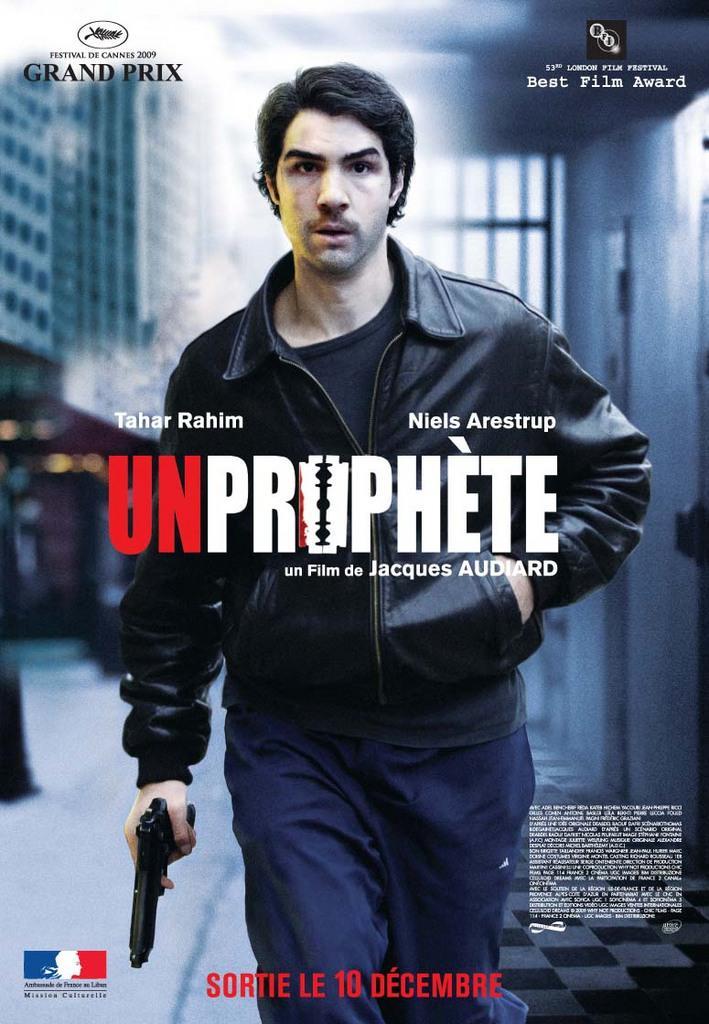 Un prophète de Jacques Audiard (2008) - UniFrance