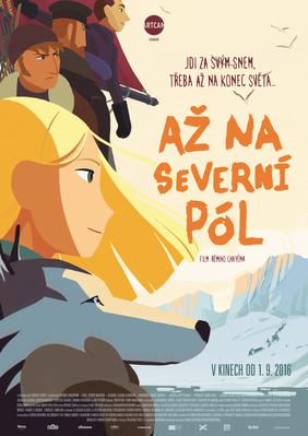 Long Way North - Poster - Czech Republic