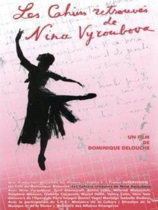 Les Cahiers retrouvés de Nyna Vyroubova