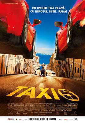 Taxi 5 - Poster - Romania