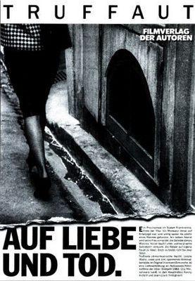 Vivamente el domingo - Poster Allemagne