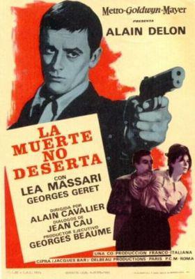 La Muerte no deserta - Poster Espagne