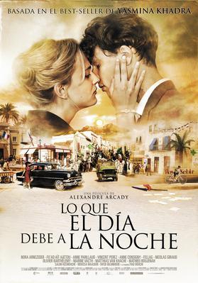 Ce que le jour doit à la nuit - Poster - Spain