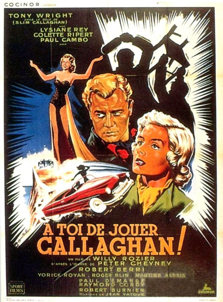 À toi de jouer, Callaghan !