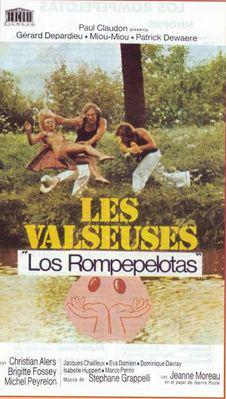 Les Valseuses - Poster Espagne