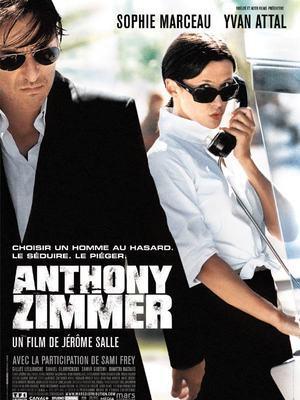 Anthony Zimmer / 仮題:アントニー・ジマー