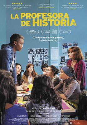 La Profesora de historia - Poster - Spain