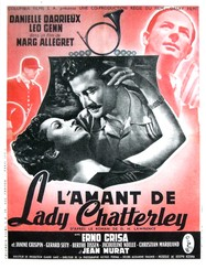l 39 amant de lady chatterley 1955 unifrance films. Black Bedroom Furniture Sets. Home Design Ideas