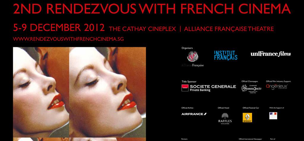 2nd Rendez-vous with French Cinema in Singapore