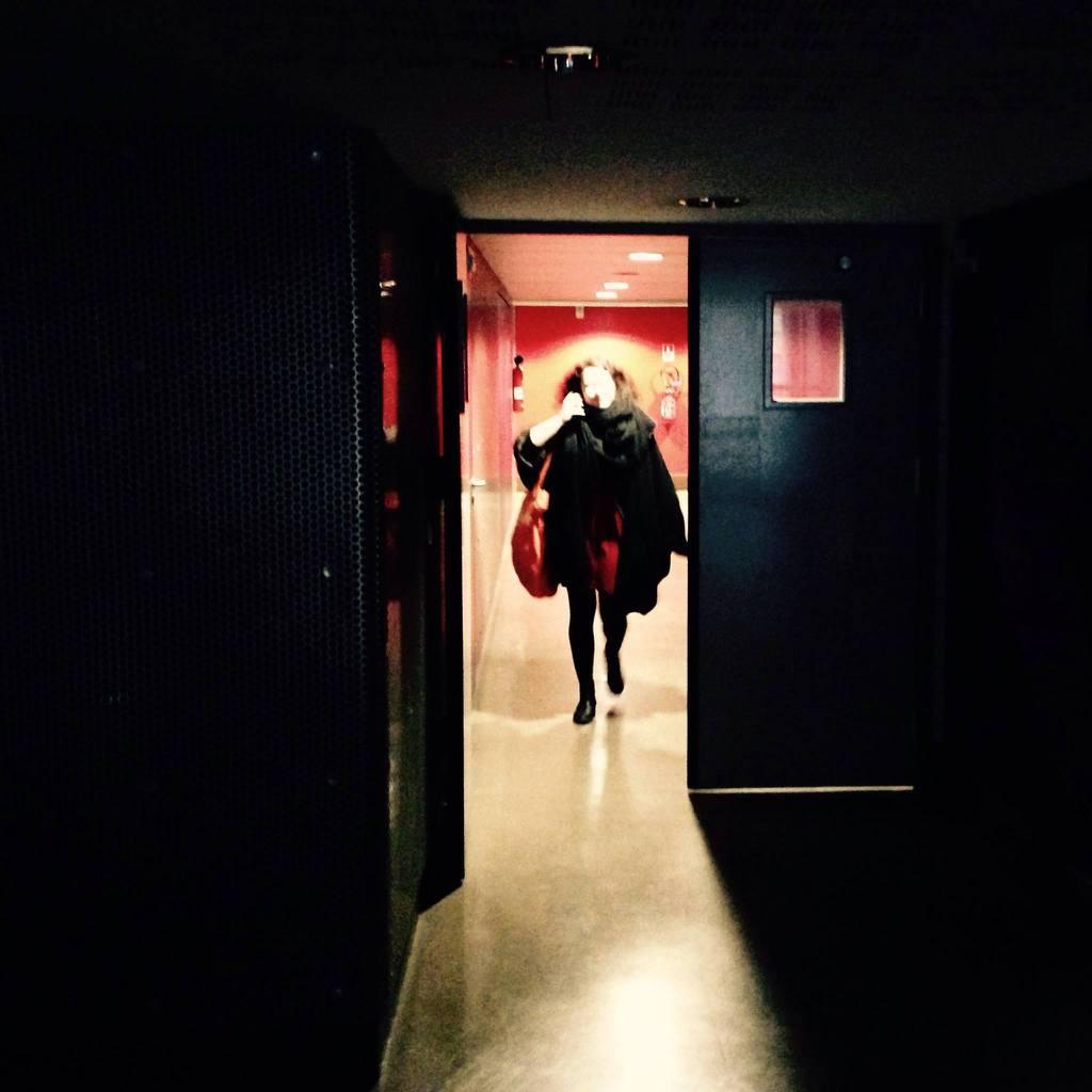 Colette et la salle B-12