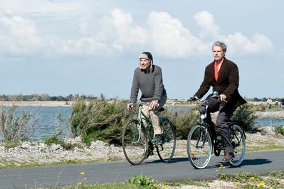 Cycling with Moliere - © Myriam Touzé