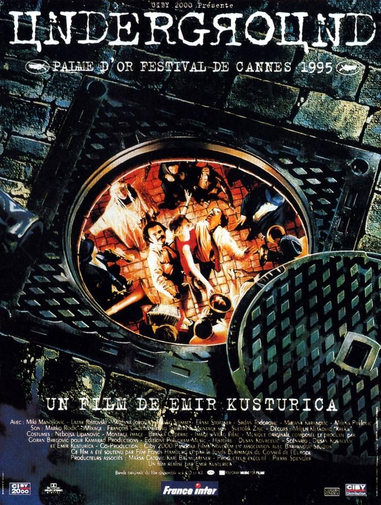 Festival international du film de Cannes - 1995