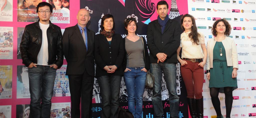 Compte-rendu 10ème Panorama du Cinéma Français à Pékin