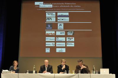 7th Franco-German Film Meetings - Ouverture de l'AG extraordinaire - © Benoît Linder / French Co.