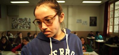 "Free screening: ""Junior,"" Julia Ducournau's first short"