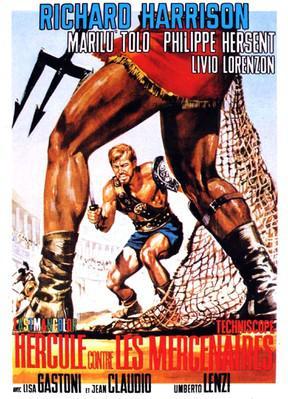 Hercule contre les mercenaires