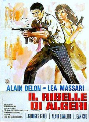 さすらいの狼 - Poster Italie