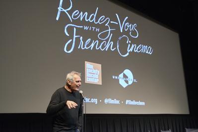 Efeméride - Rencontre avec Laurent Cantet - © Jean-Baptiste Le Mercier/UniFrance