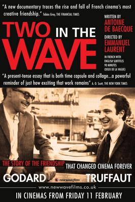 Two In the Wave - Poster - Royaume-Uni