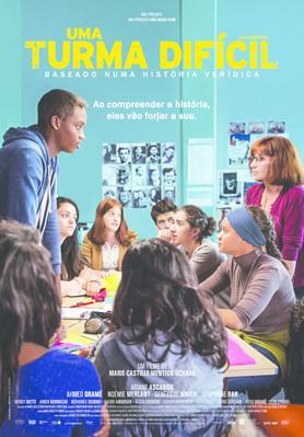 La Profesora de historia - Poster - Portugal