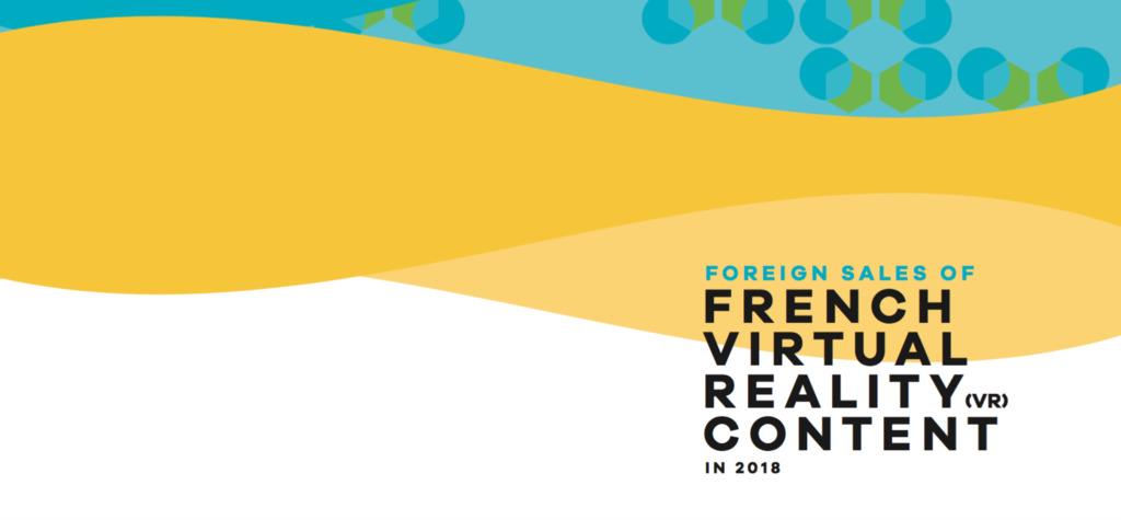 UniFrance da a conocer el segundo informe sobre las ventas del cine francés en realidad virtual