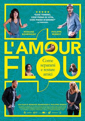 L'Amour flou - Poster - Italy
