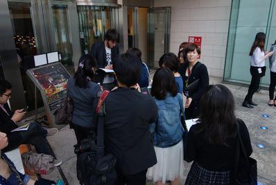 Les spectateurs japonais et le cinéma français au Festival de Tokyo - Jonathan Genet