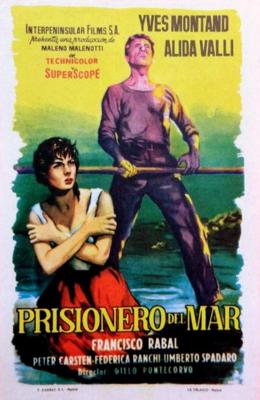 Prisionero del mar - Spain