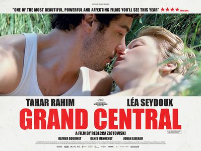 Grand Central - Poster - United Kingdom