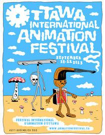 Festival international d'animation d'Ottawa  - 2013
