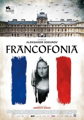 Francofonia - Poster - Italy