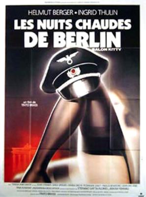 Salon Kitty (Les Nuits chaudes de Berlin) - Poster ressortie France