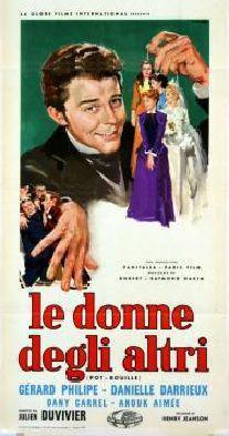 Pot-Bouille - Poster Italie