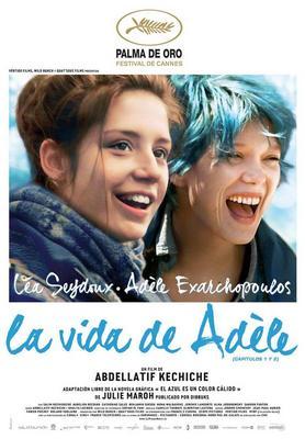La Vie d'Adèle - Poster Espagne