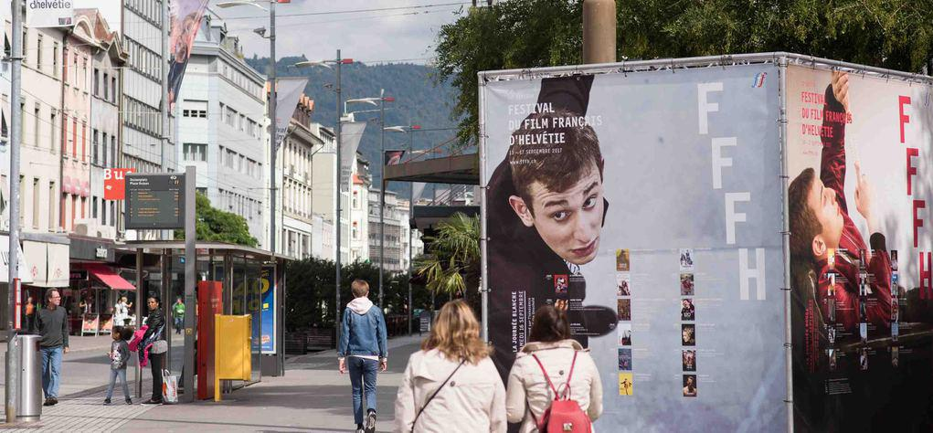 Gran éxito para la 13 edición del Festival de cine francés de Helvecia - © Meyer Kangangi
