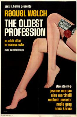 The Oldest Profession - Poster Etats-Unis