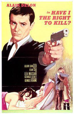 Have I the Right to Kill ? - Poster Etats-Unis