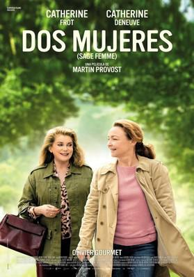 Dos mujeres - Poster - Spain