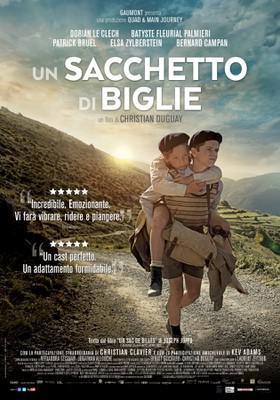 Una bolsa de canicas - Poster - Italy