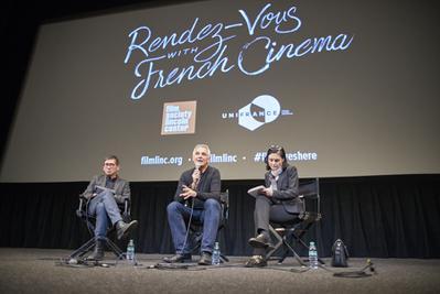 Portfolio - Rencontre avec Laurent Cantet - © Jean-Baptiste Le Mercier/UniFrance